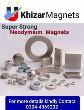 Industrial Neodymium Magnets high Grade at very low price