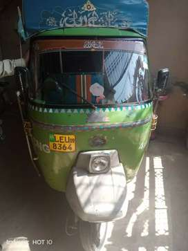 2009 riksha good condition totally original faslabadi body neat&clean