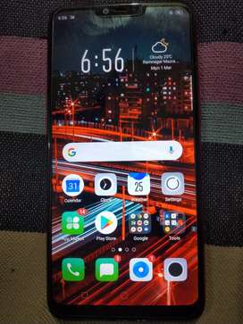 Oppo A5 Red Colour