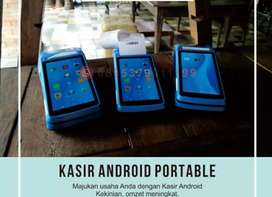 Kasir Android Portable