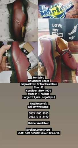 Dr Martens Shoes BISA REKENING BERSAMA