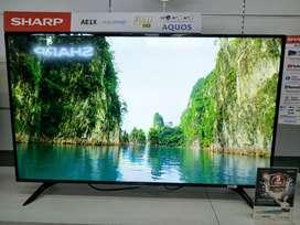 "PROMO HEBOH KHUSUS SABTU MINGGU LED SHARP SMART TV 50"""