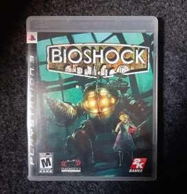 BD PS3 Bioshock 1 Second (R2)