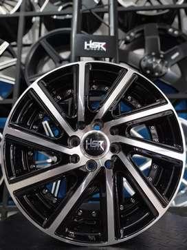 Jual HSR WHEEL Ciao Ring 16x6,5 H8(100/114,3)