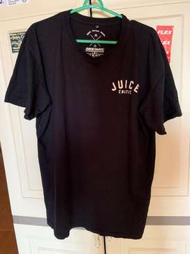 Juice ematic tshirt size M