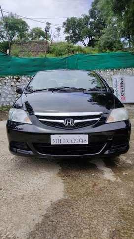 Honda City Zx ZX CVT, 2006, Petrol