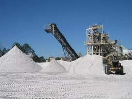 Construction Material Agregate, Crush, Sand, Waterbond, Soiling Ston