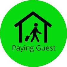 paying guest for ladies
