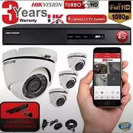 Ahli pemasangan kamera CCTV berbagai macam merk