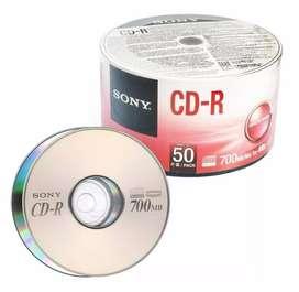 CD-R Blank Sony 48X 700MB Satuan Eceran