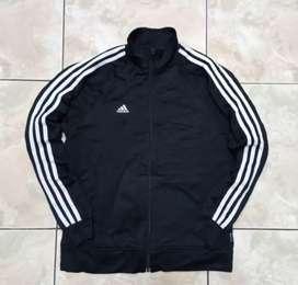 Jaket Adidas tracktop Black size M