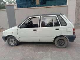 Sell car maruti 800