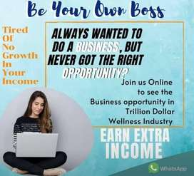 Opportunity To Be Your Own Boss From Home