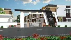 Unique designed 3bhk villas for sale near avinashi road,coimbatore