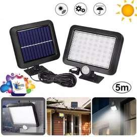 Lampu sorot tenaga surya portable / lampu rumah tenaga surya