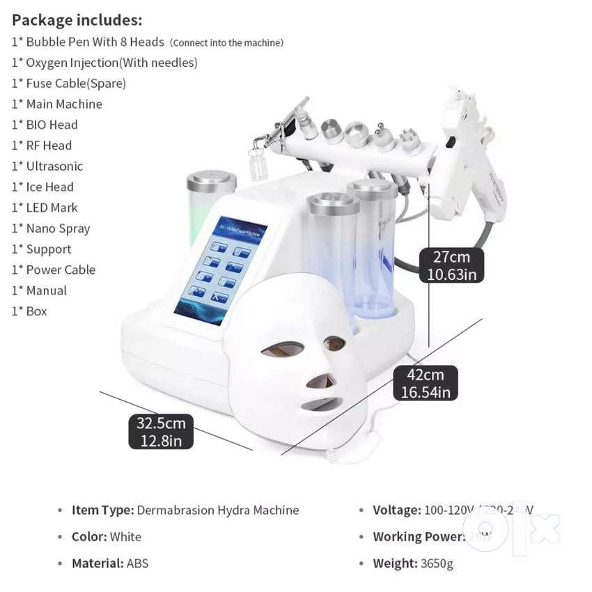 2 machines In 22000/@Hydra facial machine  and Beauty  Studio machine