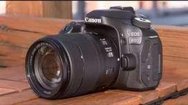 Kamera DSLR CANNON EOS 80D