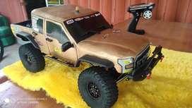SCX 10ii custom 4wd