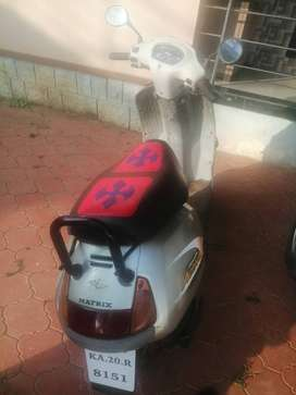 A well maintained activa
