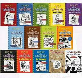 DIARY OF A WIMPY KID 14_BOOKS COLLECTION | BRAND NEW COLLECTION |