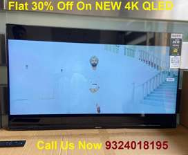 "Special Discount Sale offer 50"" 4k full UHD LED with In build Soundbar"