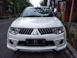 Mitsubishi Pajero 2.5 Limited Exceed 2013