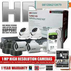 Camera Cctv Hilook Turbo HD,di Area bogor