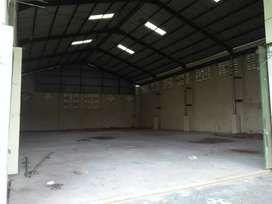 Dijual gudang daerah Tabanan. Cocok untuk loading