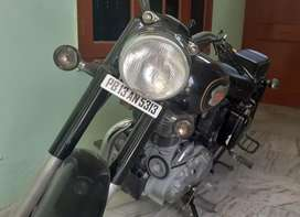 Royal Enfield bullet (standard ) condition new .