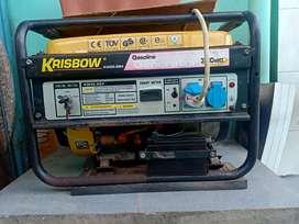 Genset Krisbow Gasoline Generator KW 26-864