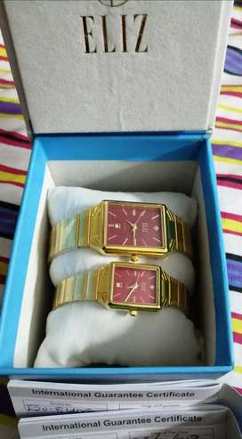 ELIZ Watch (For Couple)