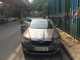 Aurgent sell of Skoda superb model 2010, ( petrol).