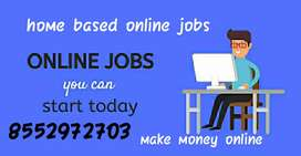Work less !! Earn more at home simple typing work
