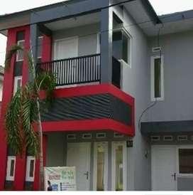 Dijual rumah 2 lantai dan paviliunnya di Lombok