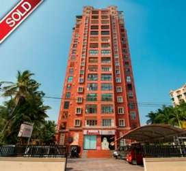 Fully furnished 3BHK flat in a Posh locality in the Heart of Kowdiar