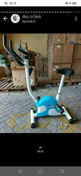 Benjeng sepeda statis