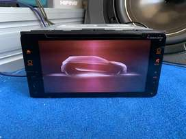 Headunit Original Toyota Yaris Trd 2016-17