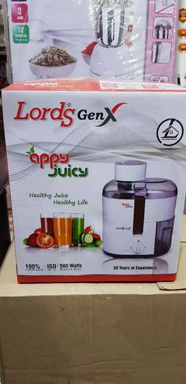 Lords juicer seal pack new