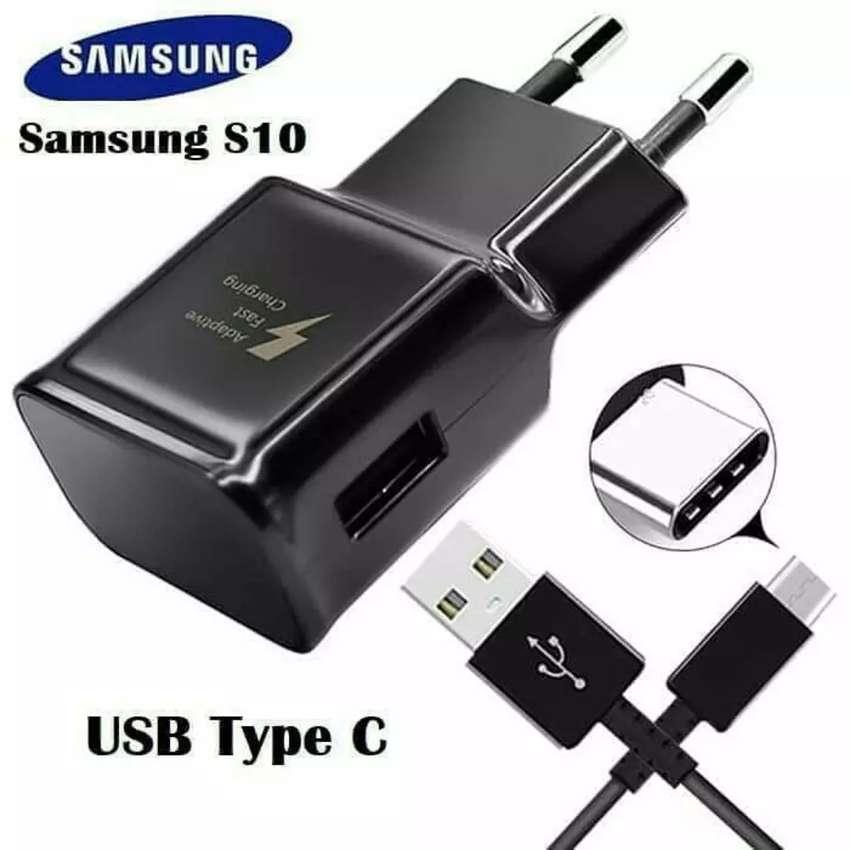 Charger Samsung S10 Original Tipe C 0