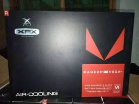 Gaming Graphics Card Radeon RX Vega 64