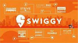 weekly payment in swiggy