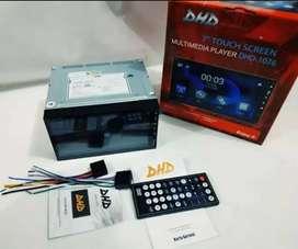 Ddin Dvd TV GlassPanel DHD, Mirorlink