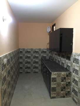 Semi furnished 2 room set