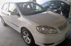TOYOTA Corolla XLI AC WITH CNG ALLOy  RIMS FOR SALE