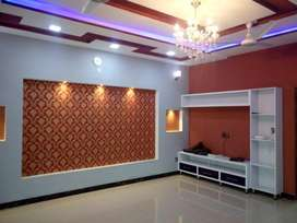 5 marla furnished apartment for rent in nawab town lahore.