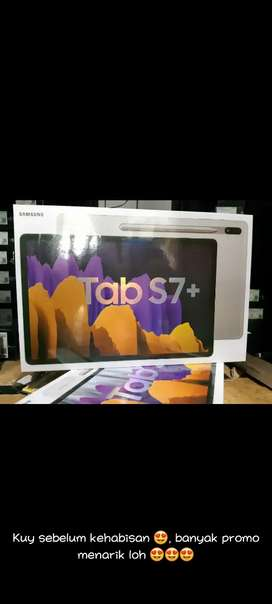 Samsung Galaxy Tab S7 dan Tab S7+ Garansi Resmi Samsung 1th