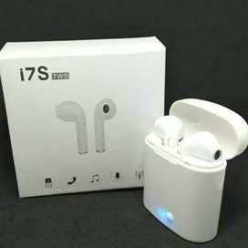 Headset Bluetooth TWS i7s