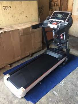 Sport Electric big 3 Fungsi Treadmill bergaransi