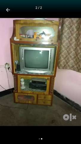 T V STAND nd cd player stand