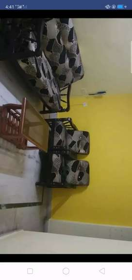 2 Bhk flat  (need female roommate in sharing room )